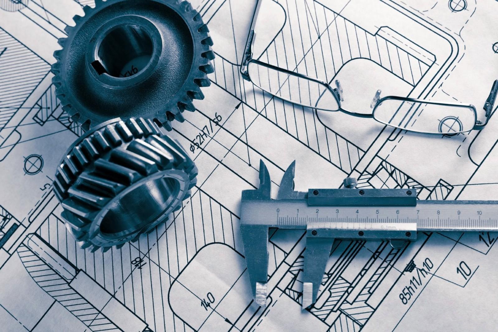 Инженерные детали в картинках
